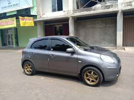 Nissan March 1.2L manual 2012 antik