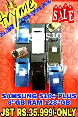 TRYME 8Gb/128Gb GALAXY S10PLUS Full Kit Box