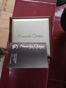 Box Alexandre Christie Buku+Bantal