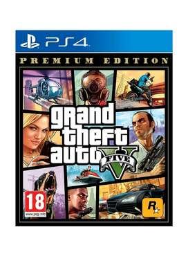 Gta v PS4 cd