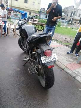 153 cc, black colour