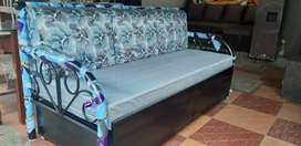 Bran new Sofa cum bed Indian queen size
