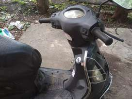 Access 125 black colour with good condition