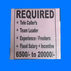 Requirement for Part time job available