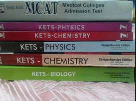 KIPS Entry Test, ECAT, NTS and many other books delivery available.