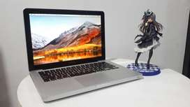 Macbook Pro 13 Inch Early 2011 MC700 Prosesor Core I5 2.30GHz RAM 4GB