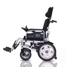 For Hajj & Umraha Brand Electric Wheelchair with Warranty