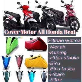 COVER MOTOR ALL HONDA BEAT/ePS/CBS/POP/AKSESORIS MOTOR HONDA BEAT