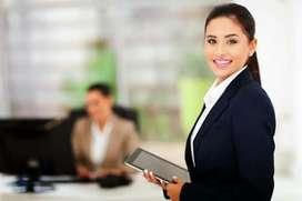 Aurgent recruitment for girl (back office/telecaller)