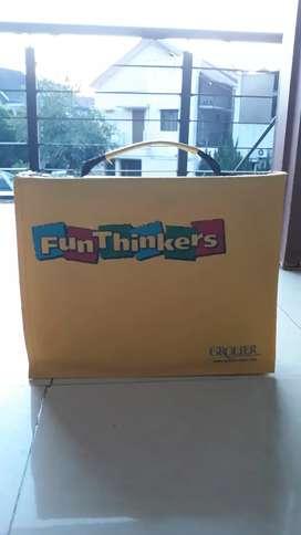 Fun Thinkers Grolier