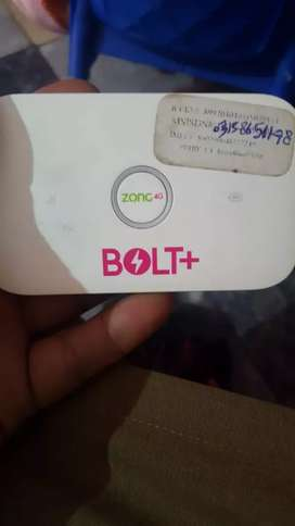 Zong Bolt plus E5573 All Version Unlock