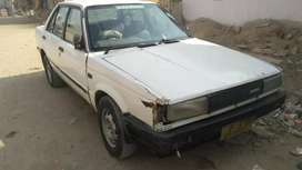 Nissan 1987 very good condition