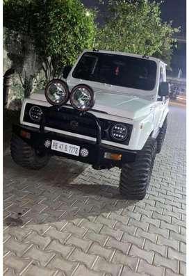 Maruti Suzuki Gypsy 1993 Diesel Good Condition