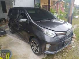 Dijual Toyota Calya 1.2 G A/T thn 2016 harga Rp.110.000.000 Nego