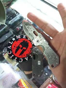 Pisau Lipat Pocket Kecil (Medan Tactical Store)