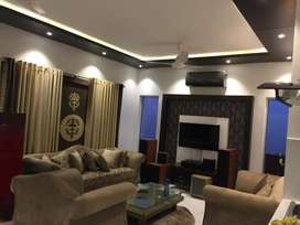 1 kanal upper furnished portion for rent in DHA phase 6