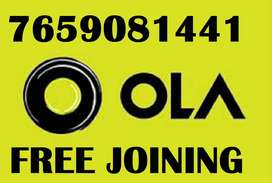 NO COMMISSION GAIN INCOME JOIN OLA UBER RAPIDO FREE JOINING