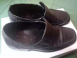 Sepatu Kulit Dr. MOCC no.39 Hitam