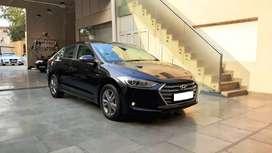 Hyundai Elantra 2017 Petrol Well Maintained
