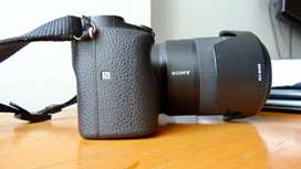 Sony A 6000 - Mirrorless Camera