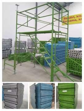 Scaffolding kapolding steger andang galam bambu rental sewa jual 360