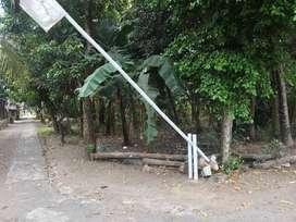 Tanah Murah di berbah cocok rumah/Kost dkt Jln Raya Piyungan