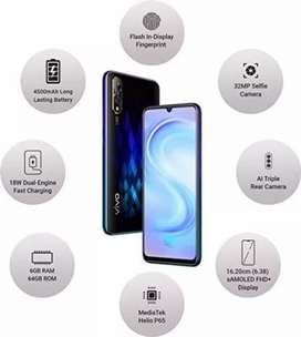 Vivo s1 (6Gb Ram 64 internal storage