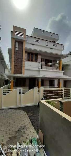 3 bhk 1820 sqft 3 cent new build house at edapally varapuzha town near