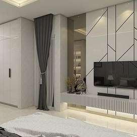 Tersedia Gorden Lokal dan Import Wallpaper Korden Hordeng ApartementTe