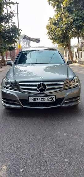 Mercedes-Benz C-Class 220 BlueEfficiency, 2013, Diesel