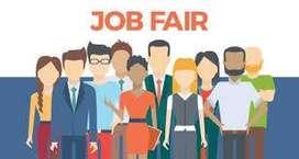 Job fair for national jobs