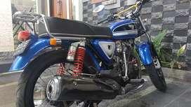 CB full tiger 200cc