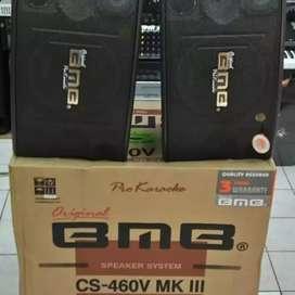 1 set paket speaker bmb 10 inc enrx