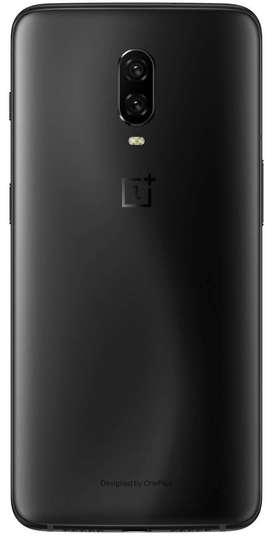 OnePlus 6T (Midnight Black, 8GB RAM, 128GB Storage)Screen Unlock: In-s