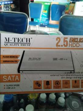 Casing Hardisk M-Tech 2,5 Quality