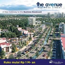Launching Ruko Avenue Citra Raya Boulevard Utama