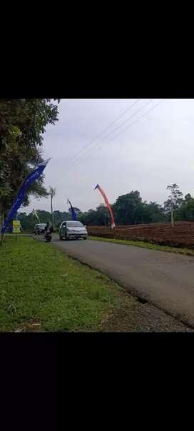 Dijual Tanah Kavling Siap Bangun di Ciater Subang Main Road Murah