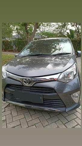 Dijual Toyota Calya G Matic 2019