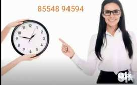 • We are required only 20 Candidates who wants to work from home.