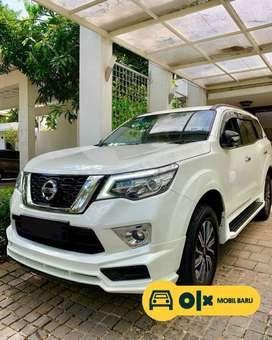 [Mobil Baru] All new nissan terra mobil high SUV power terbesar