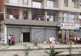 Road Facing Shop For Sale In Naigaon E.