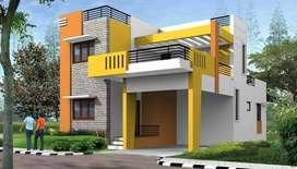 2 BHK New House near Sevvapet Railway Station