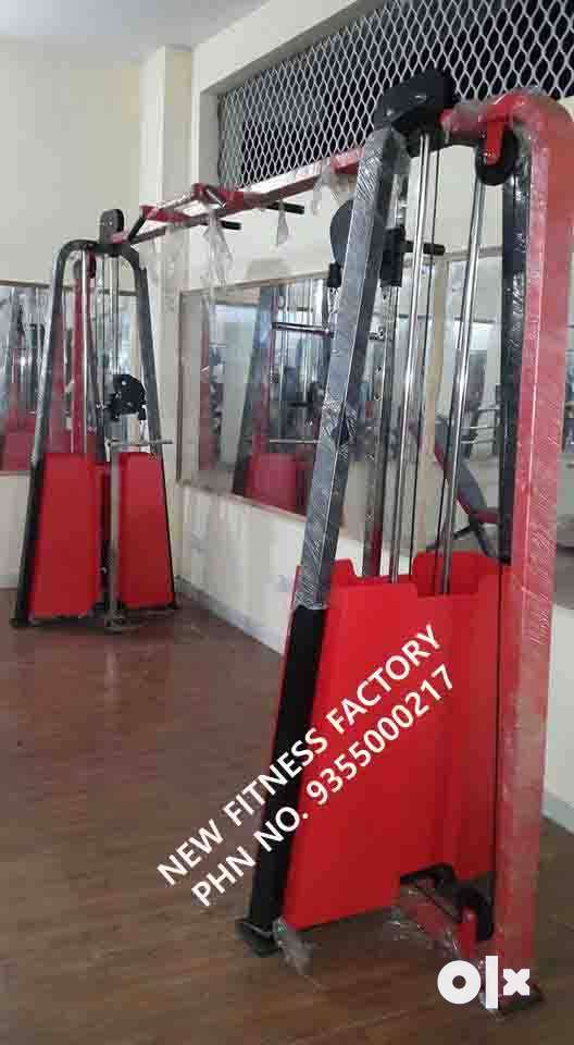 mfrs.& importer of high class gym equipments 0