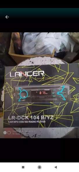 Tape usb radio bluetooth
