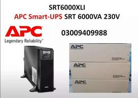NEW SRT6000XLI APC Smart-UPS 6000VA LCD 230V