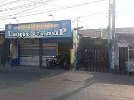 Dijual Rumah di Jalan Raya Saimbang Sukodono