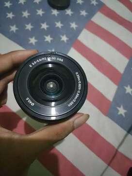 Lensa sony 16-50mm