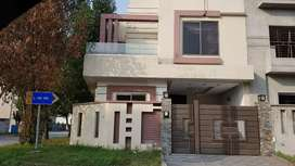 6 marla corner house for rent block bb city housing gujranwala