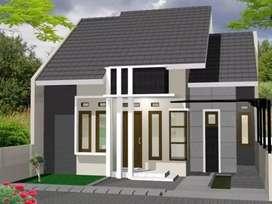 Dijual rumah siap huni dengan desain menarik dan harga terjangkau
