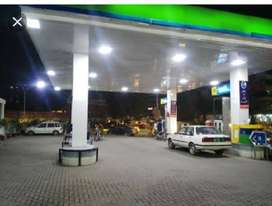 Petrol pump for lease